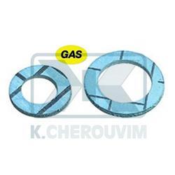 """ΦΙΜΠΕΡ ΜΠΛΕ 3/8"""" GAS DVGW (Φ14,8 Χ Φ8 Χ 2 mm) 100 BAR, 320°C"""
